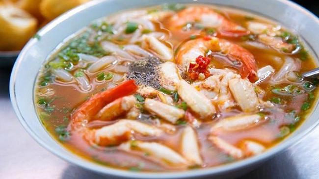 Đặc sản Quảng Bình - Cháo canh